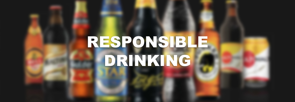 Responsible Drinking 1170 x 405px